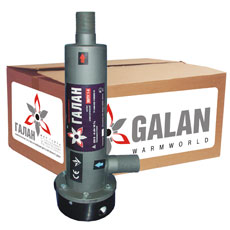Electric heaters GALAN