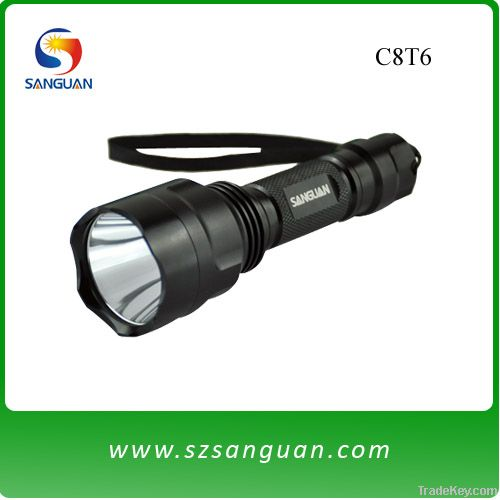 SG-C8T6 Cree XML-T6 game hunting cree led