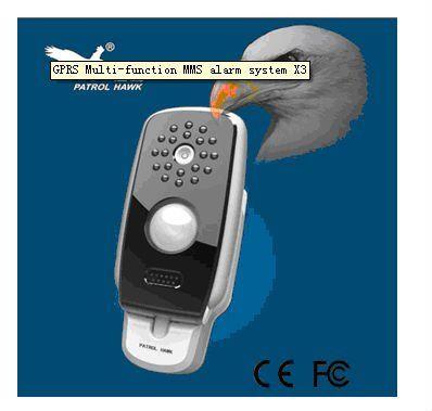 GSM/GPRS/MMS Alarm System X3