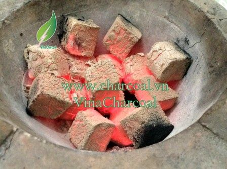 EXCELLENT COCONUT SHELL CHARCOAL FOR SHISHA