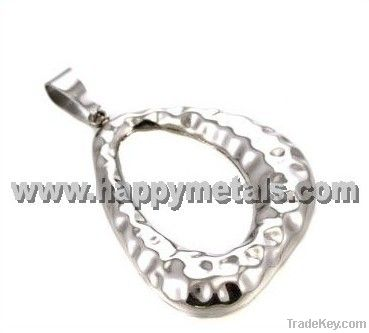 Jewelry Stainless steel magnetic heart pendant