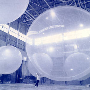 Giant Weather Balloons