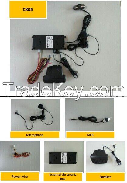 iXchange Elegant Installation Version Handsfree Bluetooth Car Kit CK-5