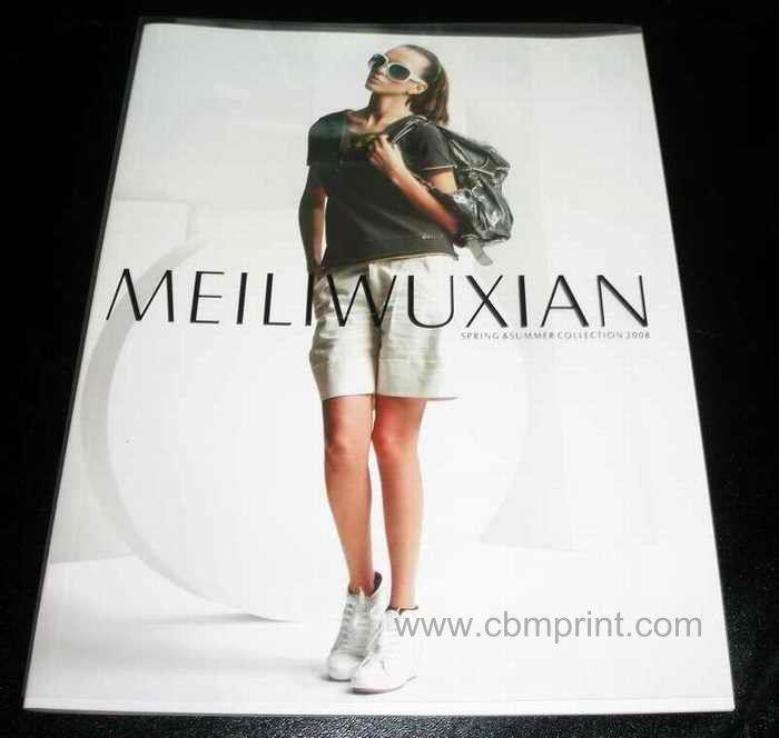 high quality printing magazine printing