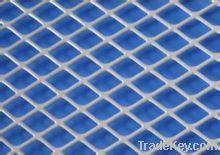 Exopanded metal mesh