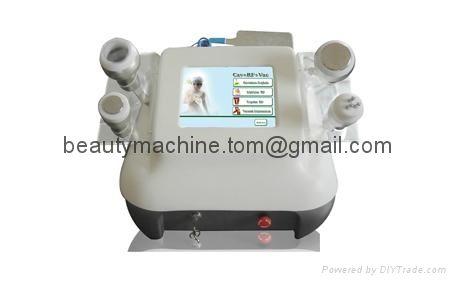 RF+Ultrasound Cavitation Machine