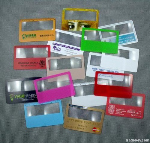 Custom Bookmark Magnifier