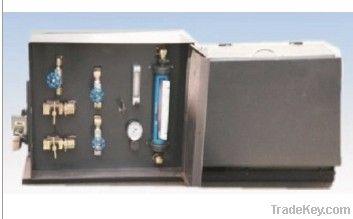 Three-phase foam dust suppression equipment