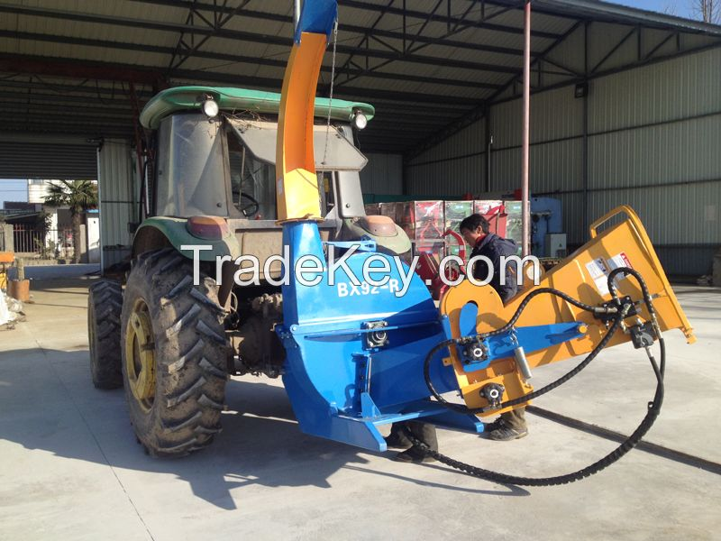 3 Point Hitch Pto Bx92r Type Wood Chippers Wood Shredders
