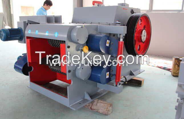 Bx2110 Drum Wood Shredder for Partical Board and Wood Pellet Mill
