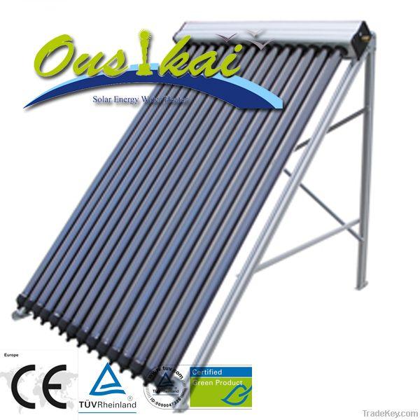 Ousikai 15tubes Solar Thermal Panel Collector, evacuated solar, solar w