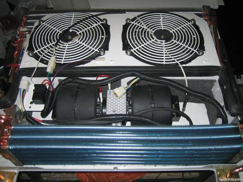 CE Certificated Refrigerant R134a Van Air Conditioner AC05