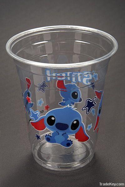 16oz PET Disposable/Plastic Drink Cup(Premium)
