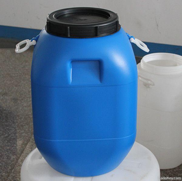 Plastic drum, Plastic barrel, Plastic bucket 50L