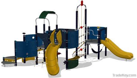Childrens playground Gym