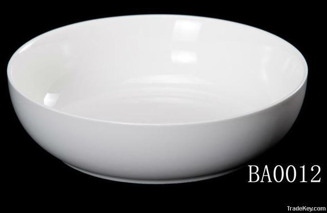 Crockery Porcelain fruit Salad Bowl Dinner Plate dish Set
