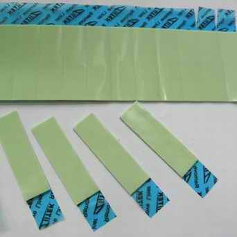low melting point thermal interface material