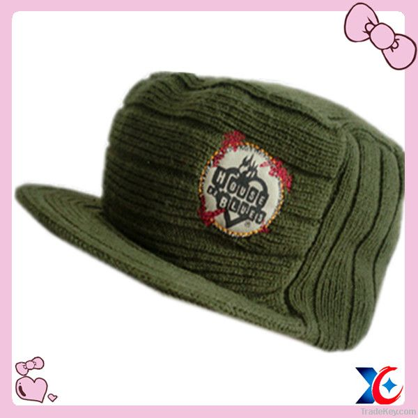 2013 fashion hot sale winter knitting winter cap