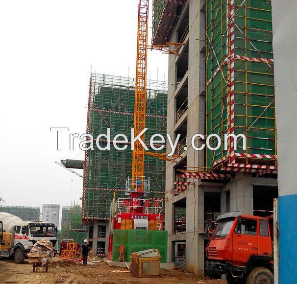 SC Construction Passenger Elevator/ Buidling Material Hoist/Material lift
