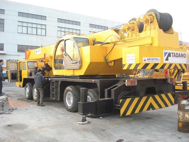 Used TADANO 65 Ton Crane .