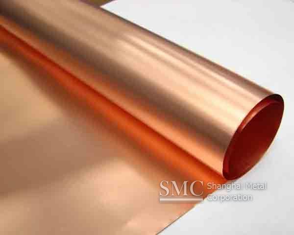 Copper Foil.
