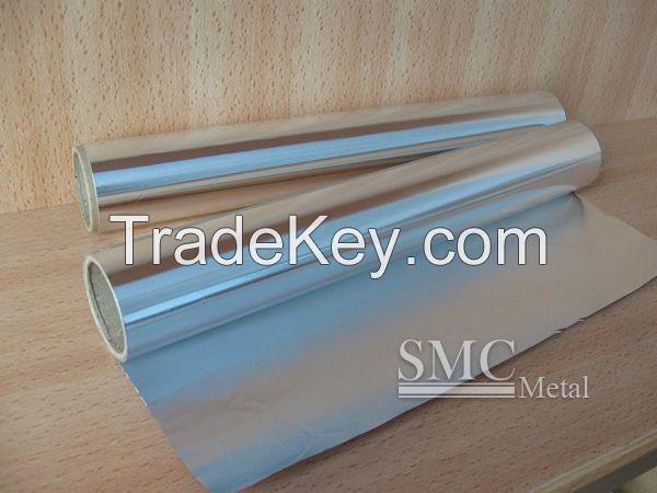 Aluminum Foil for Flexible Packaging