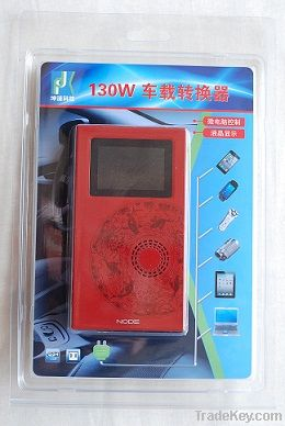 130W Modified Sine Wave Inverter (With LCD)