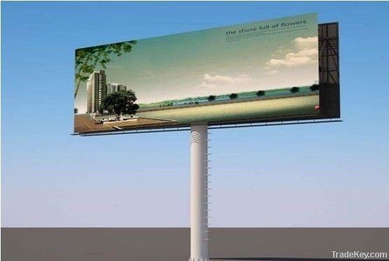 pvc flex frontlit banner