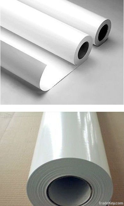pvc self adhesive vinyl film