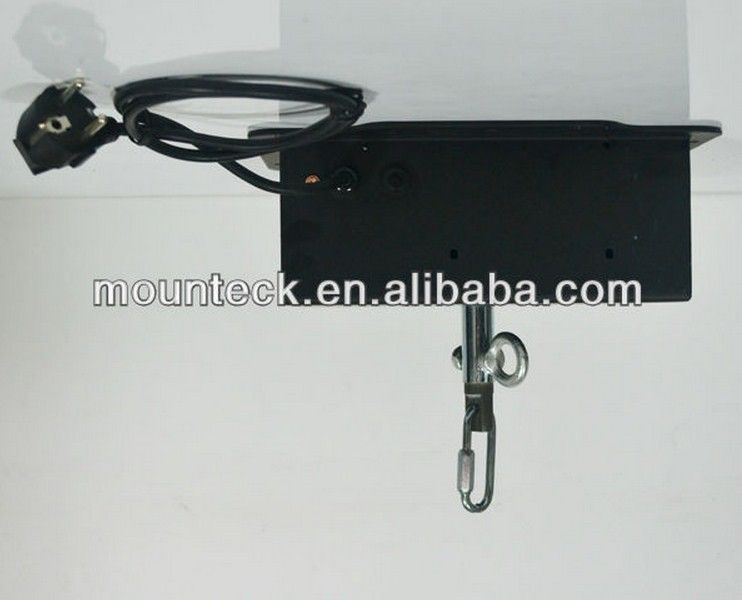 120 KG heavy duty loading mirror ball motor with ce certification