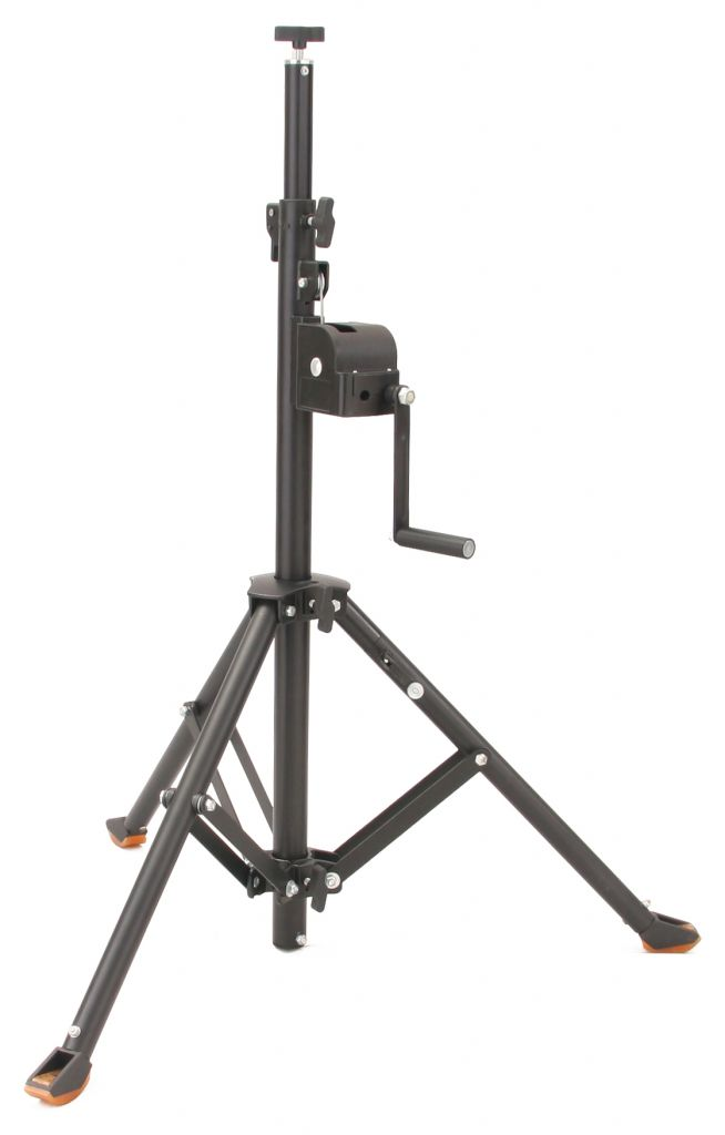 Professional folding background stand for stage background design