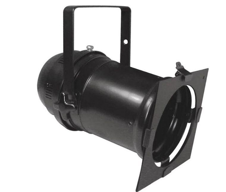 Stage lights Long Nose Par 64 Cans Black or Chrome 1000W