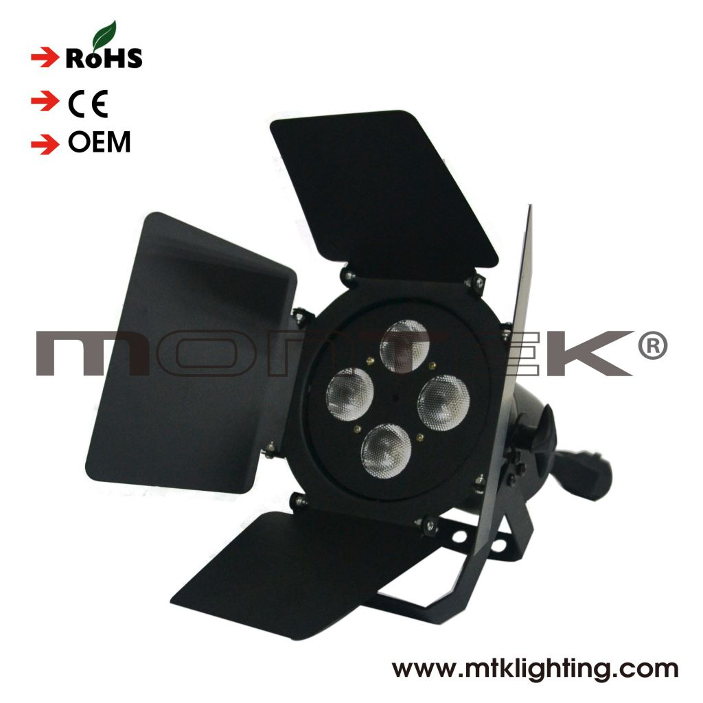 High quality led pinspot par light the small led puck pin spot par light