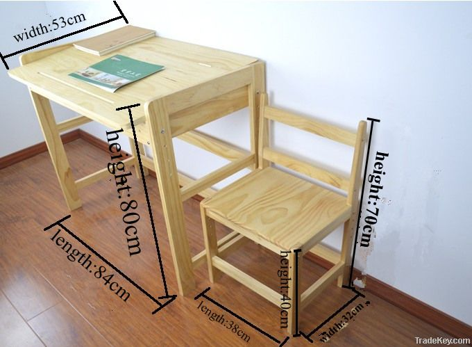 study table and chair, kids furniture