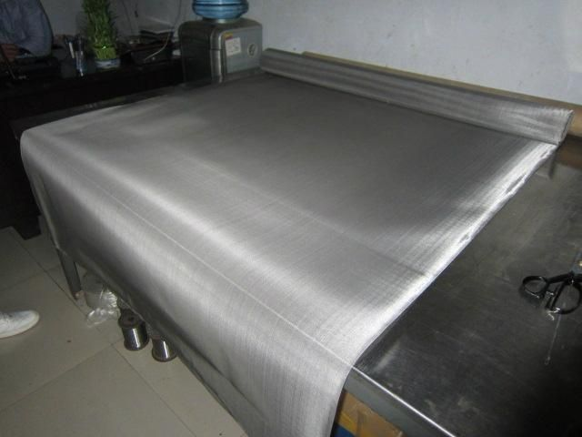 high quality 304 anti-corrosion stainless steel window screening
