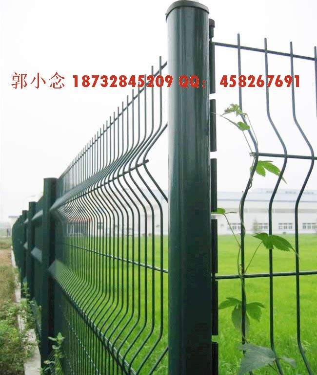 PVC or galvanized welded wire mesh fences(fencing) supplier
