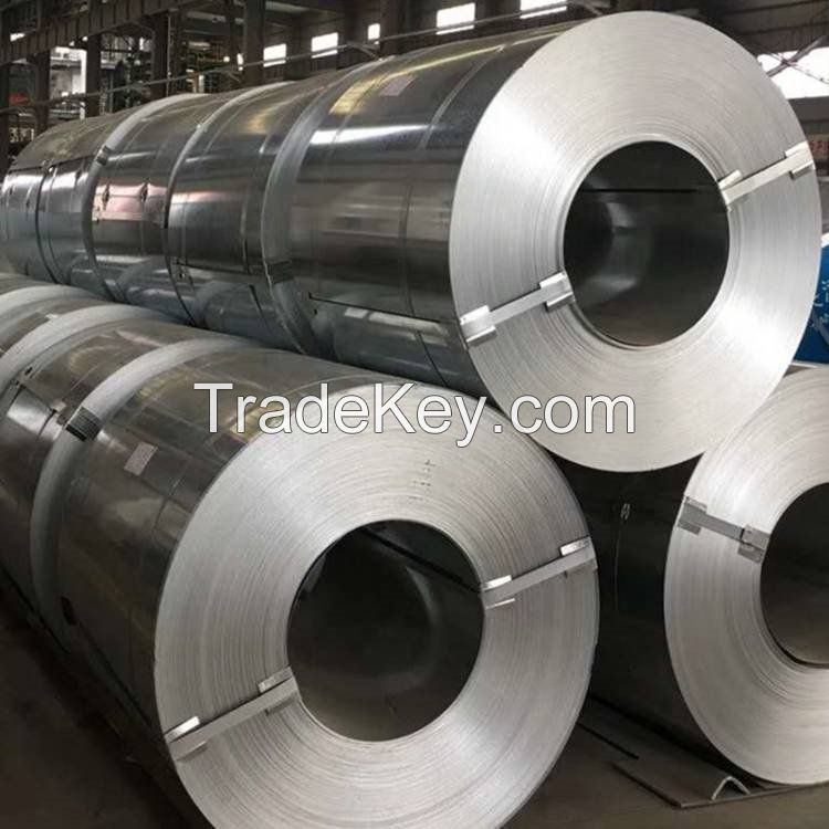 Galvanized Coil (Cold Rolled 0.9mm Galvanized Steel Coil)
