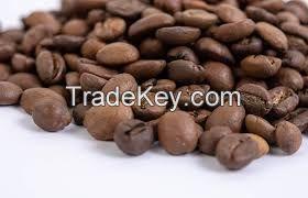 Arabic Green Coffee Bean Unroasted Bean