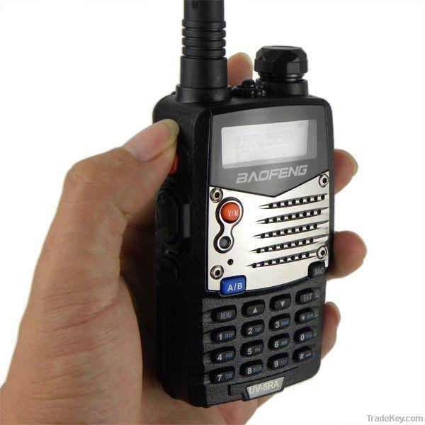 Dual Band two way radio UV-5RA IP56 Waterproof walkie talkie