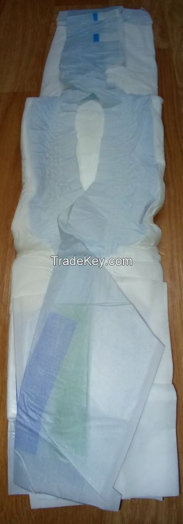 Disposable Adult Diapers - Incontinence Pad