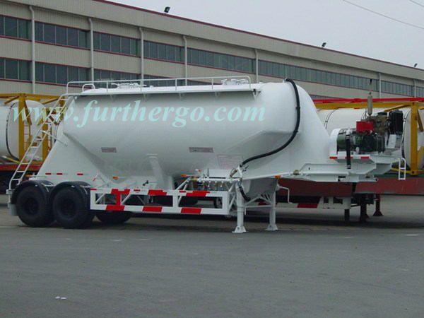 Cement Tank Trailer