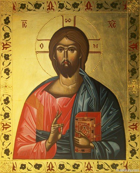 Handmade Orthodox Icons