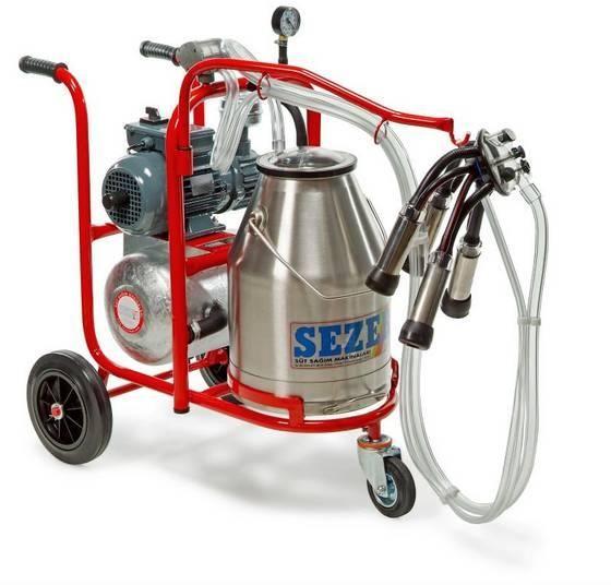 New type gasoline engines/electirc cow/sheep milking machine