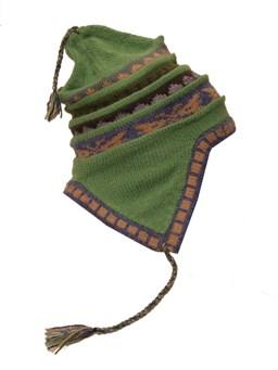 Modern Alpaca Knit Hat
