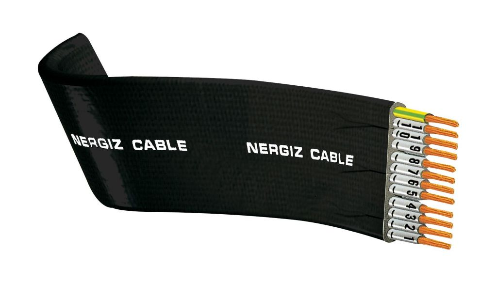 12x0.75 elevator cable