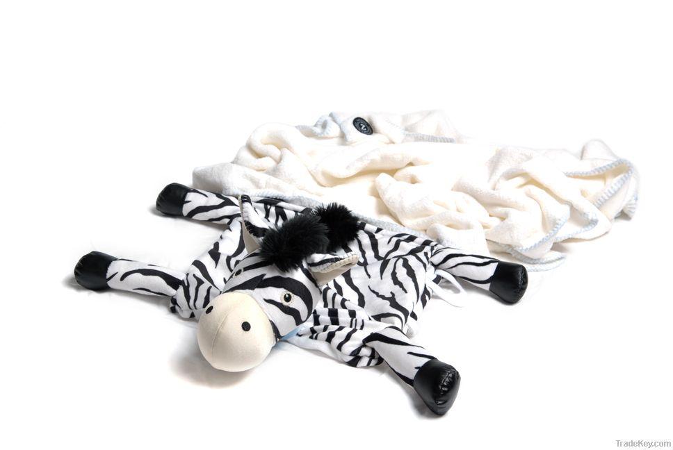 Zulu the Zebra