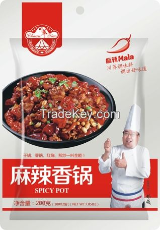 spicy pot(condiments)