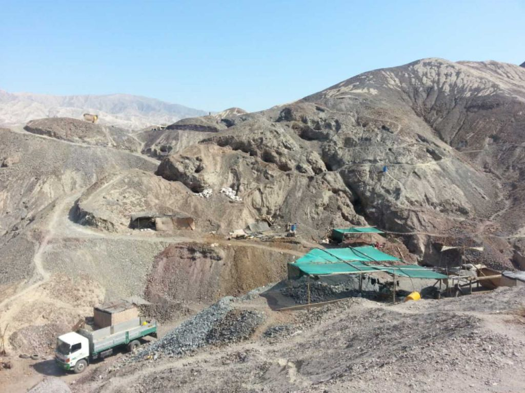 Copper concentrate 25% and up