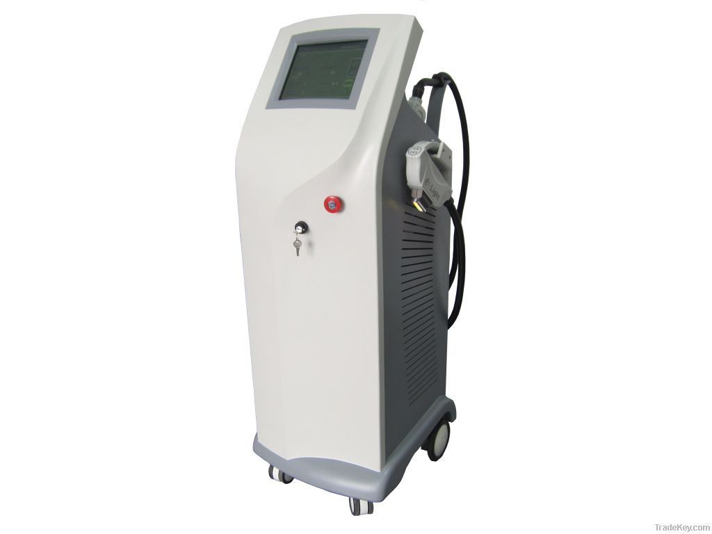Multi-function E Light Fast Hair Removal and Fast Skin rejuvenation Machine