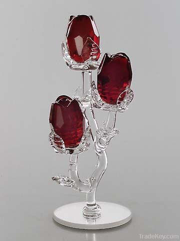 Decorative Hand Made Plates And Glasware Hand Made Czech Republic